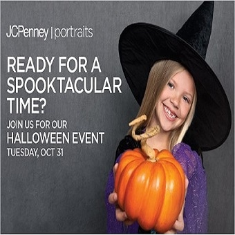 Jcpenney Halloween Portraits