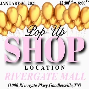 Pop Up Shop Expo