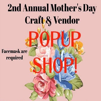 Mother's Day Craft & Vendor Expo