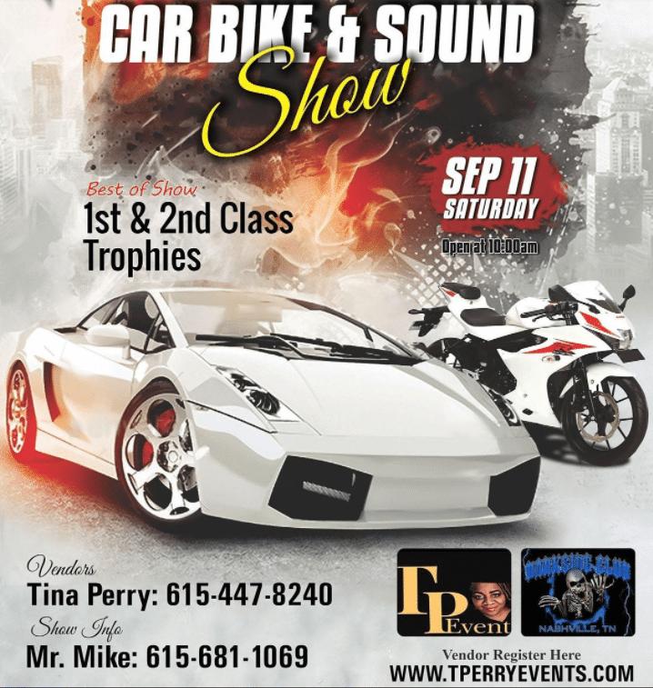Car Bike & Sound Show